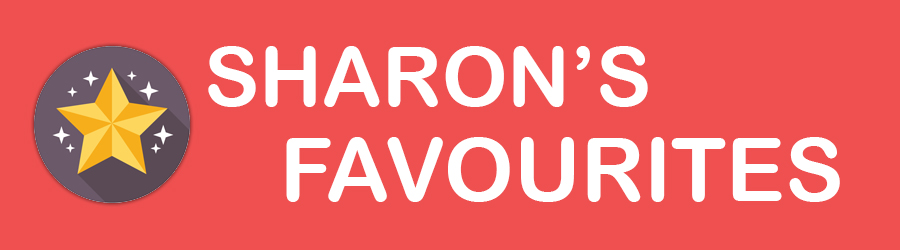 Sharon's Favourites Banner