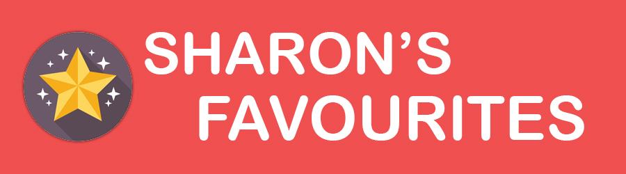 Sharon's Favourites Banner